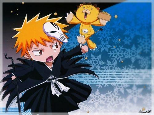 Bleach Anime Wallpaper Bad Boys