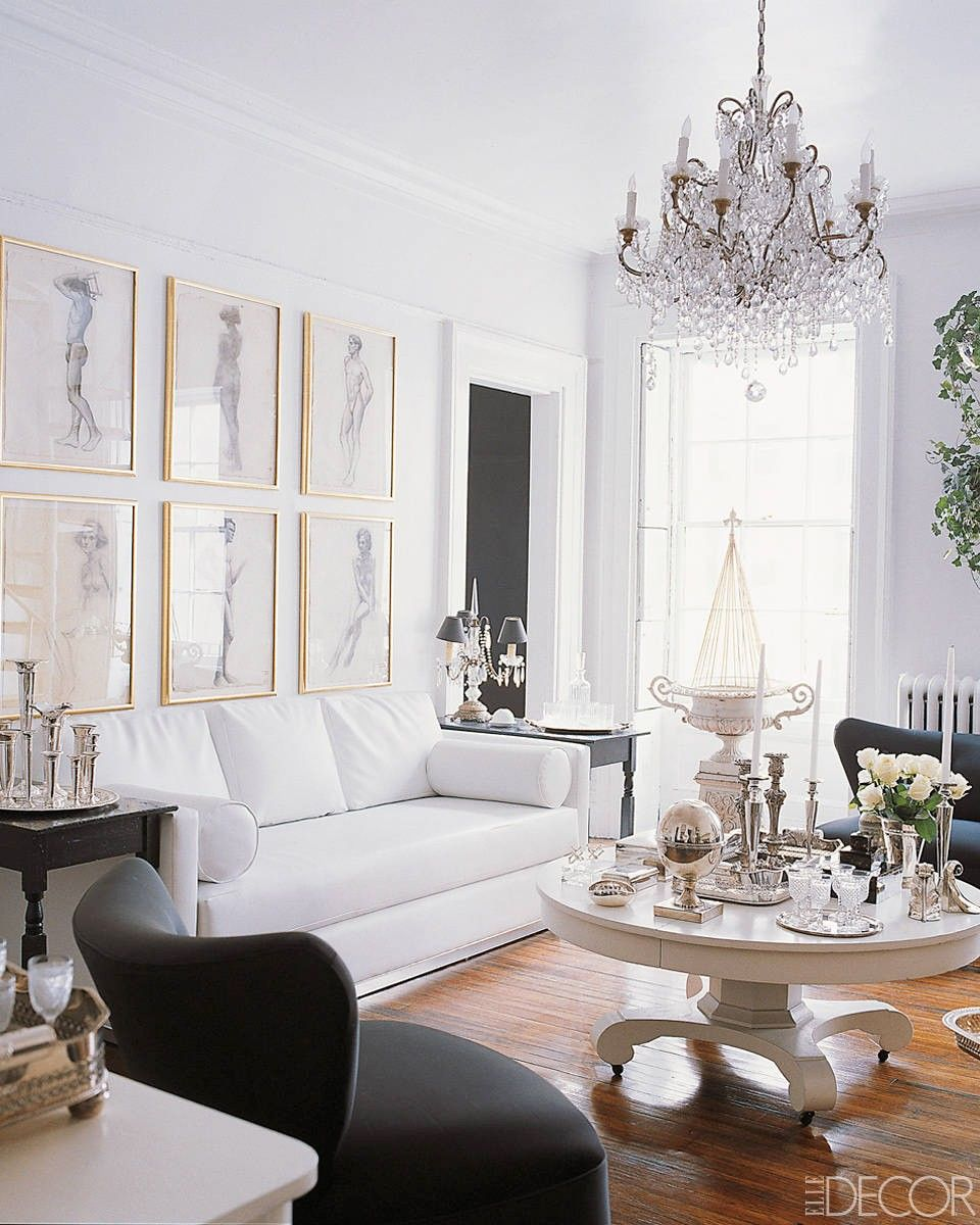 15 Feminine Rooms From Our Favorite Fashion Insiders | Feminine ...