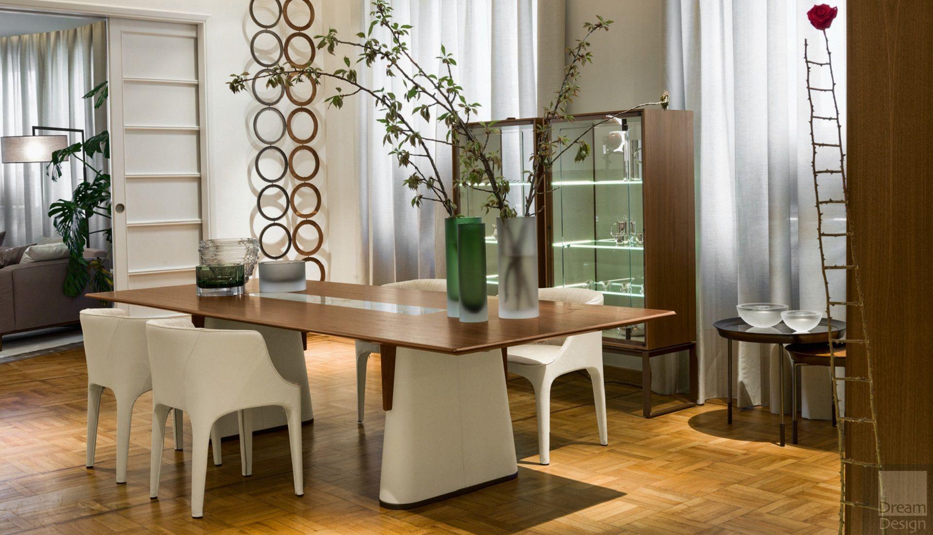 Fang Rectangular Table Rectangular table