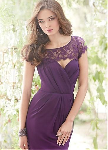 Fabulous Chiffon Sweetheart Neckline Floor-length Sheath Bridesmaid Dress