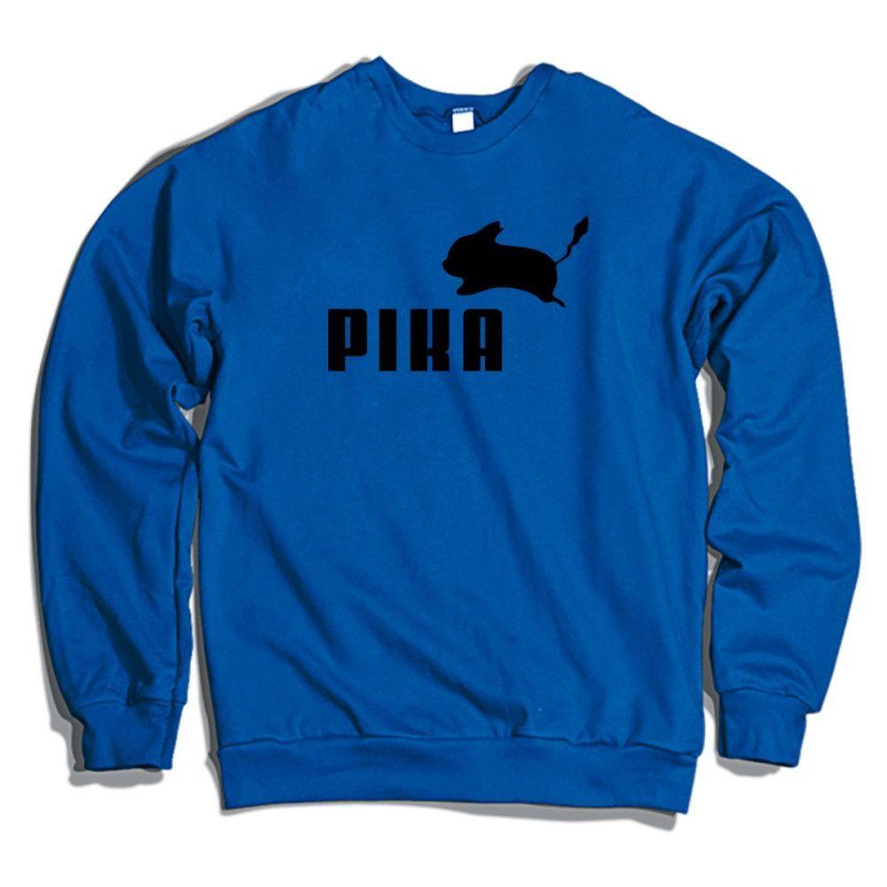 Pika By Puma Crewneck Sweatshirt