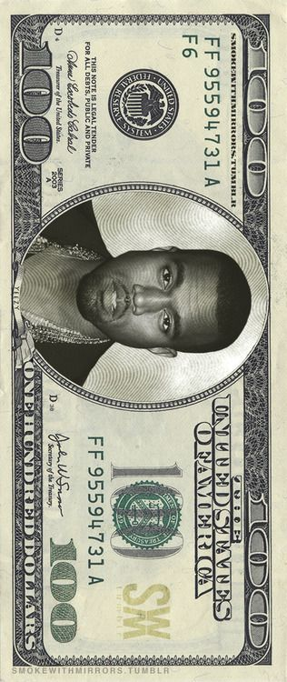 should be the currency