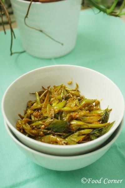 Bonchi thel dala sri lankan green beans fry food corner bonchi thel dala sri lankan green beans fry indian food recipeshealthy forumfinder Choice Image