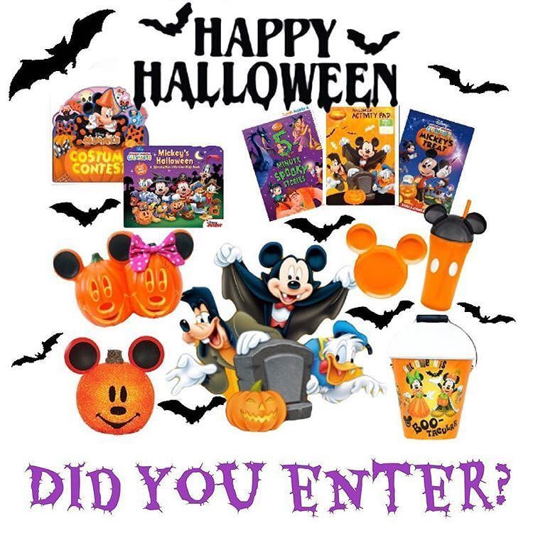 Don't forget to enter our spooky #Disney loop giveaway! You could win all these goodies or 140$! (See previous post for details) #loop #loopgiveaway #giveaway #disneybaby #halloween #disneyhalloween #mickeymouse #minniemouse #shopsmall #october #winme #paypal #disneyworld #disneyland