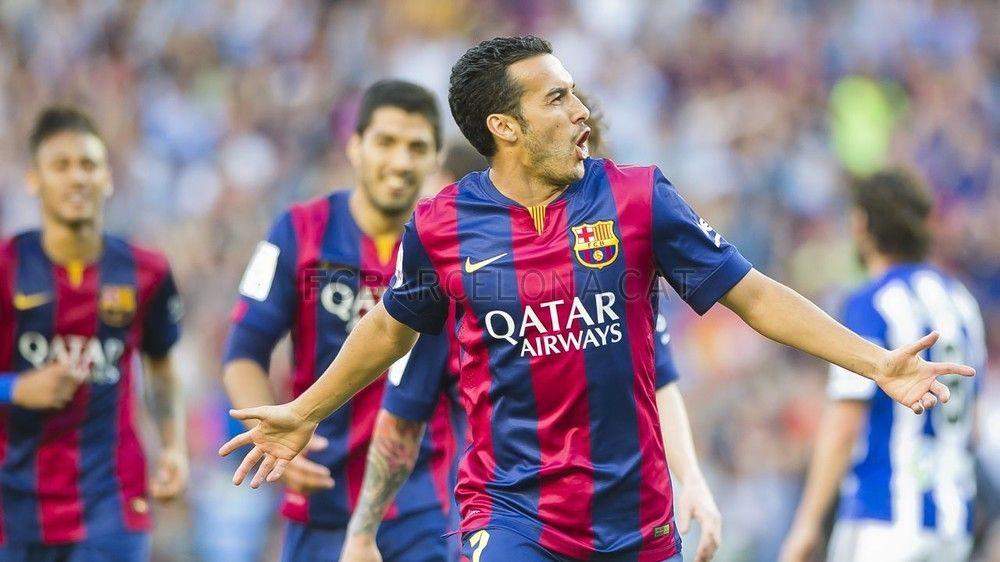 FC Barcelona - Real Sociedad (9/05/15) | FC Barcelona