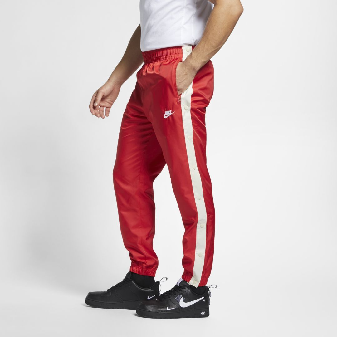Nike Sportswear Men's Woven Track Pants Size 2XL (University