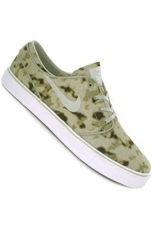 d222c2b7ffa64 Nike SB Zoom Stefan Janoski Shoe (medium khaki beige chalk)  skatedeluxe   sk8dlx  nike