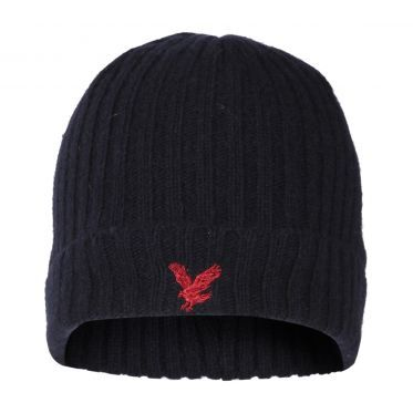 Keep warm this winter with our Lyle & Scott Beanie priced at £15.