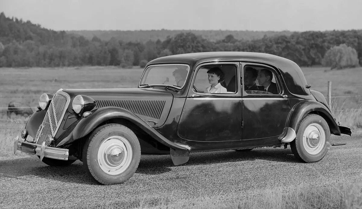 Find this pin and more on vehicle history started in black and white