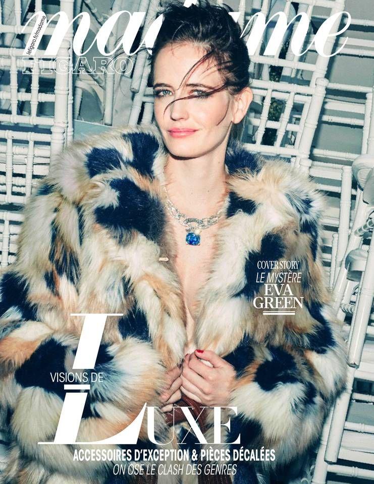 Épinglé sur Les Couv' de Madame Covers Madame Figaro