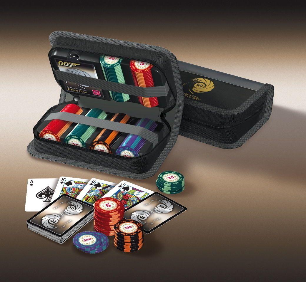 Crazy 4 card poker