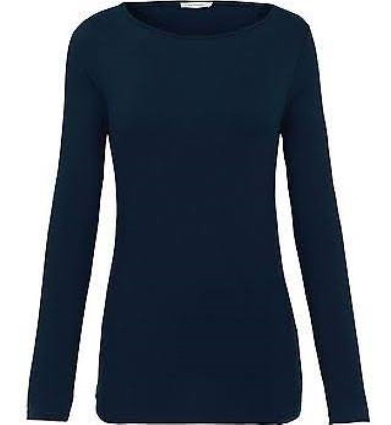 Artigiano womens ladies italian jersey top long sleeve