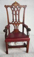 Antique Tynietoy Rising Sun Chair Very Rare Dollhouse Bids Start At  $2399.99!