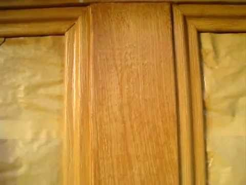 How to faux wood grain on garage door mural joe crafty for Faux wood grain garage door painting