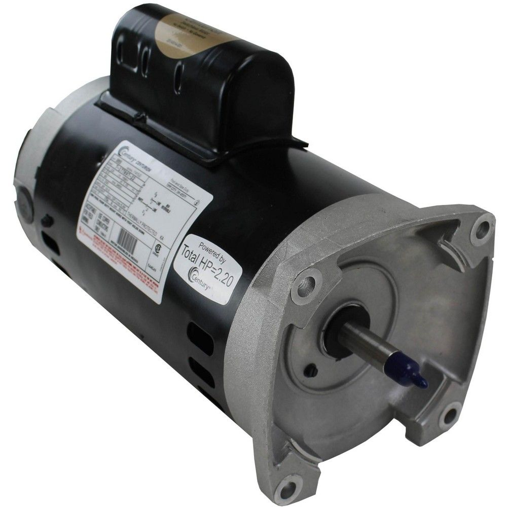 Century Motors A O Smith Century B855 Up Rated 2 0 Hp 3450 Rpm Single Speed Pool Pump Motor Pumps Frame Relaxing Day
