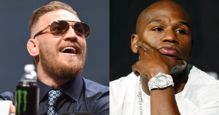 Report conor mcgregor floyd mayweather reach bout agreement for mma platinumwayz