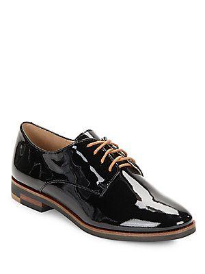 Karl Lagerfeld Iva Patent Leather