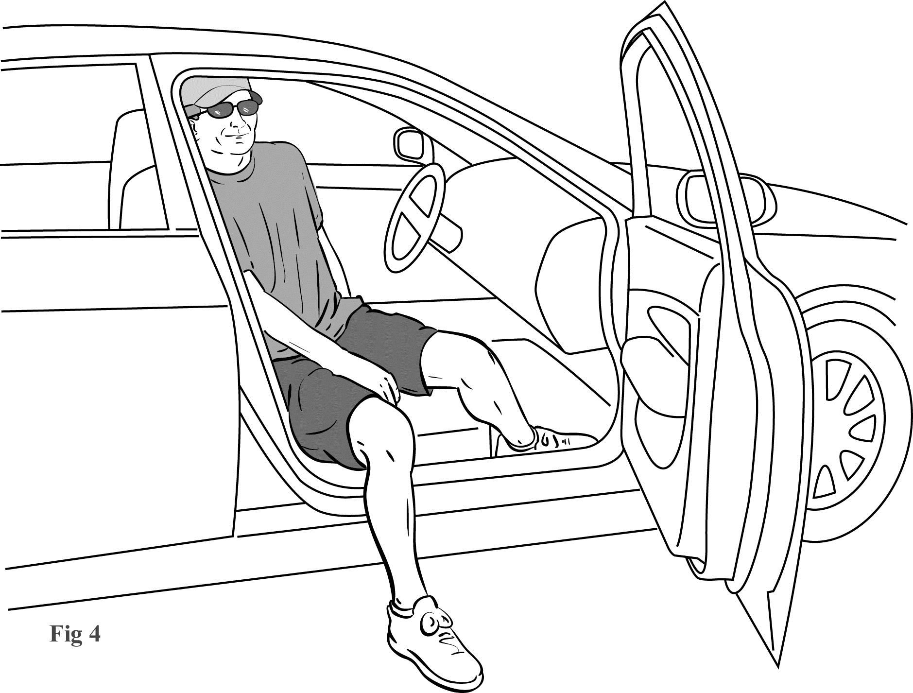 Tips On How To Get In Car After Total Knee Total Hip