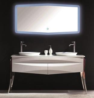 Modern Lux 64 Modern Bathroom Vanity Contemporary Bathroom