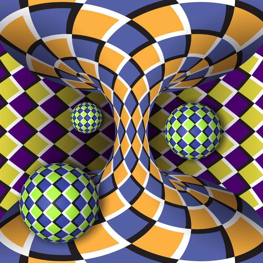 I Drew Three Hundred Optical Illusions And Found How To Practically Use Them | Trompe l'oeil ...