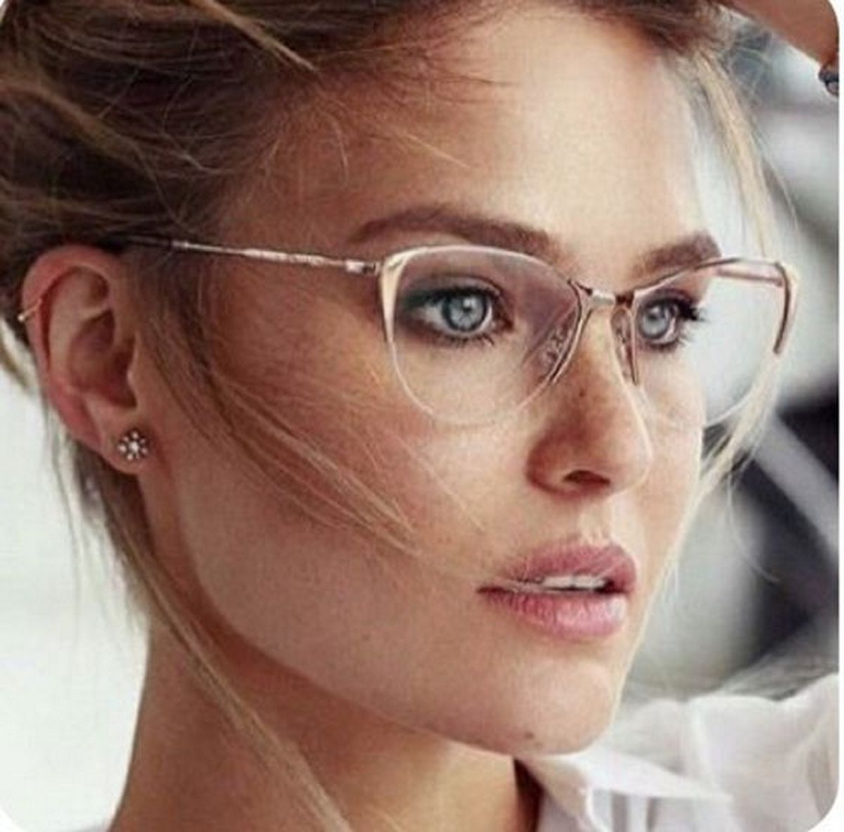 51 Clear Glasses Frame For Womens Fashion Ideas