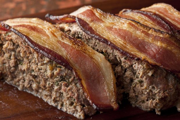 How to Make Easy, Cheesy Bacon Meatloaf - Videos - CHOW