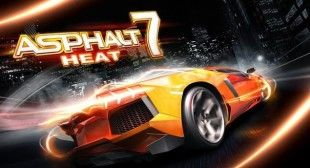 Asphalt 7 Heat Apk v1.1.1   Data [Unlimited Money]