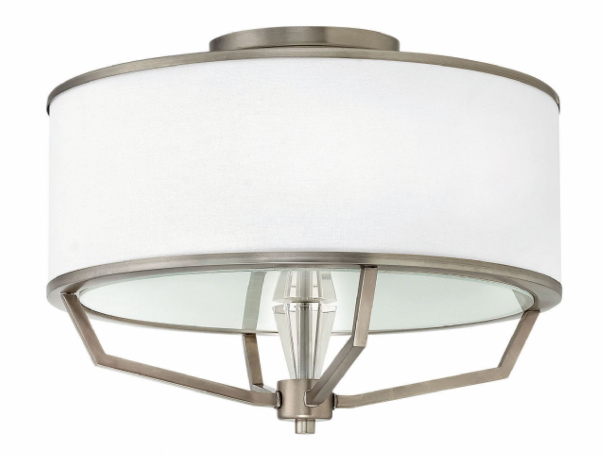 Hinkley lighting larchmere 4483en senior co op 3 pinterest hinkley larchmere close to ceiling light fixtures english nickel arubaitofo Gallery