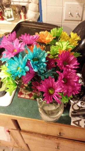 Loving best friends and lovers flowers