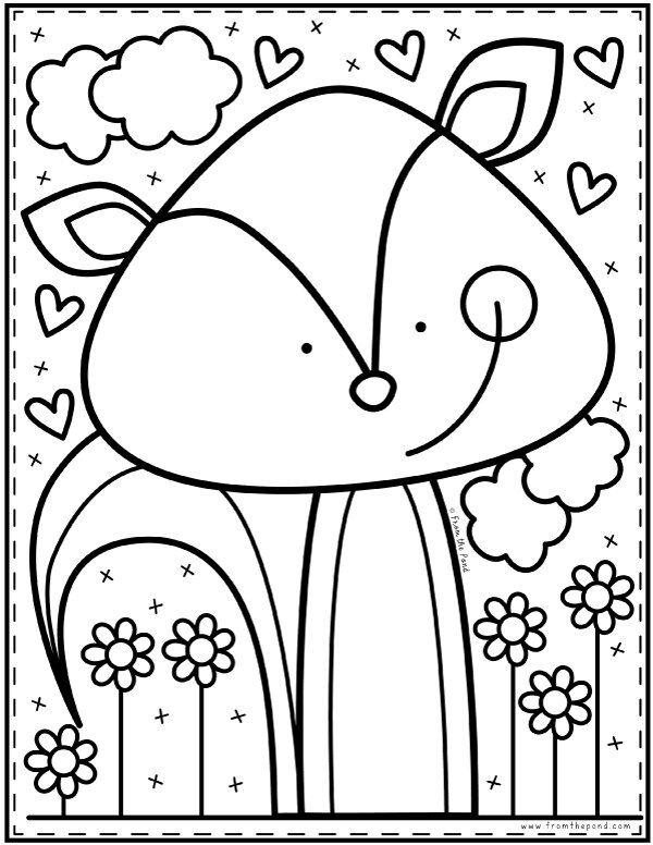 Balik Boyama Sayfasi Okuloncesitr Preschool Boyama Sayfalari Aplike Desenleri Balik