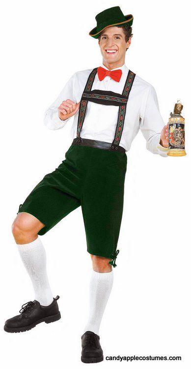 479c28222 Pin by Tracey Jones on Dress up | Lederhosen costume, German costume ...