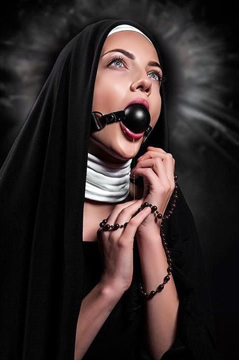nun sexy 14 | i wanna make love to your soul | pinterest