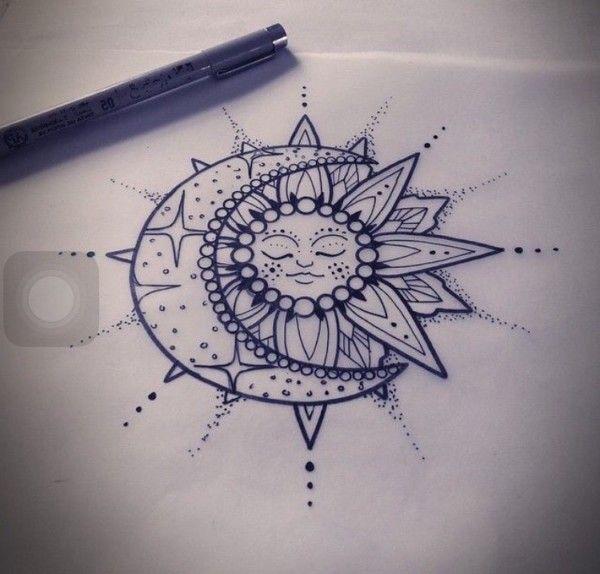 163 Tatuajes De Mandalas Para Mujeres Y Hombres Tribal Mandala