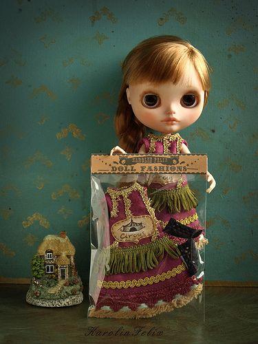 circus dress...