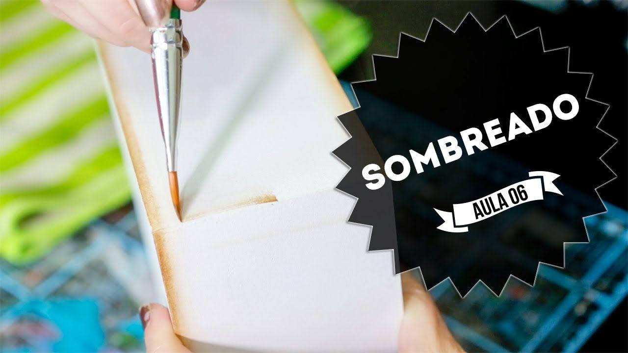 Favoritos Como Fazer Sombreado - Curso de Artesanato Passo a Passo | videos  PX63