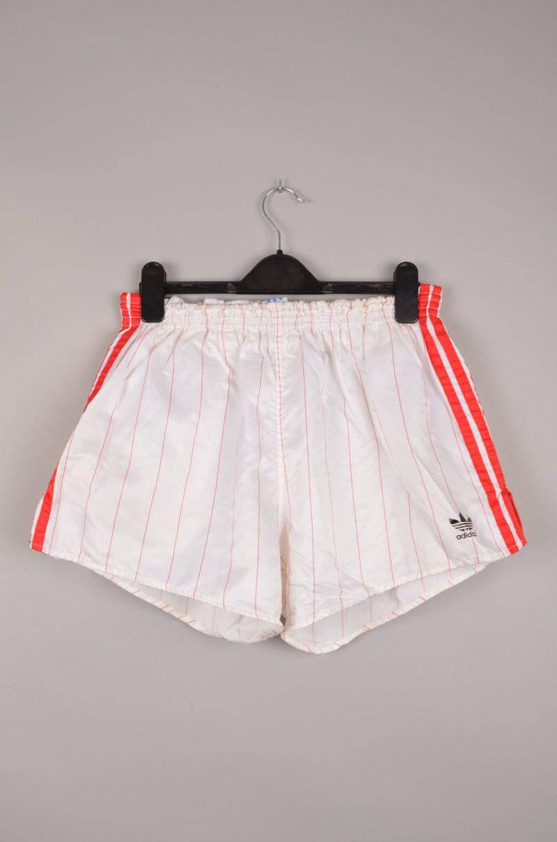 Adidas Shorts Adidas Sprinter Trefoil Vintage Nylon SzvUv6