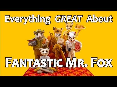 Everything Great About Fantastic Mr Fox Youtube Fantastic Mr Fox The Incredibles Kung Fu Panda