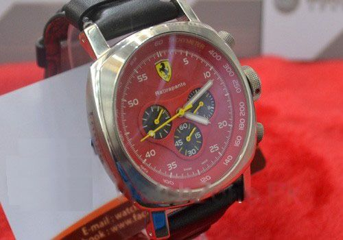 Ferrari Rattrapante Chronograph Red    http://www.onlineshoppingpakistan.net/Ferrari-Rattrapante-Chronograph-Red-Watch-in-pakistan.ashx