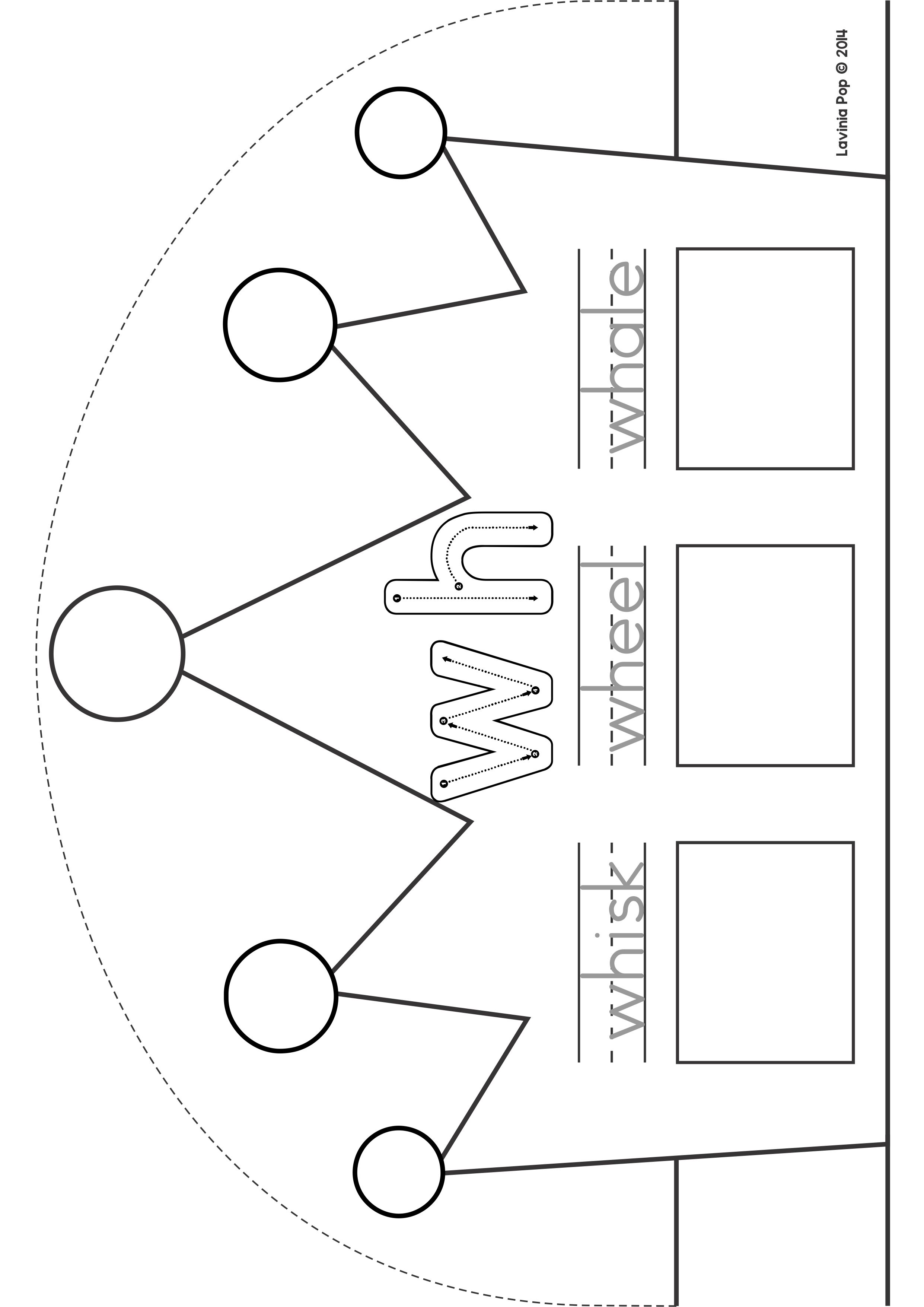 Free Digraph Wh Phonics Word Work Multiple Phonograms Crowns Kindergarten Worksheets Phonics Words Digraph [ 3510 x 2482 Pixel ]