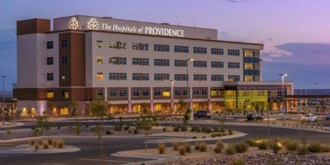 The Hospitals Of Providence Transmountain Campus Is Now The First