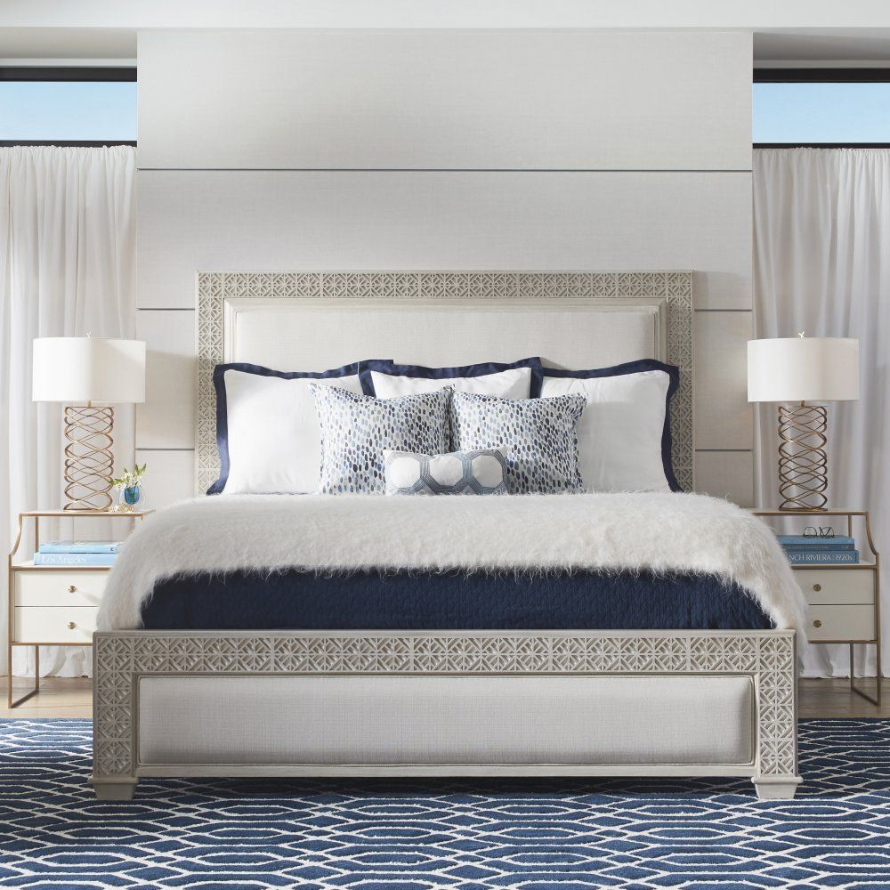. Coastal Living by Stanley Furniture Oasis Catalina Panel Bed