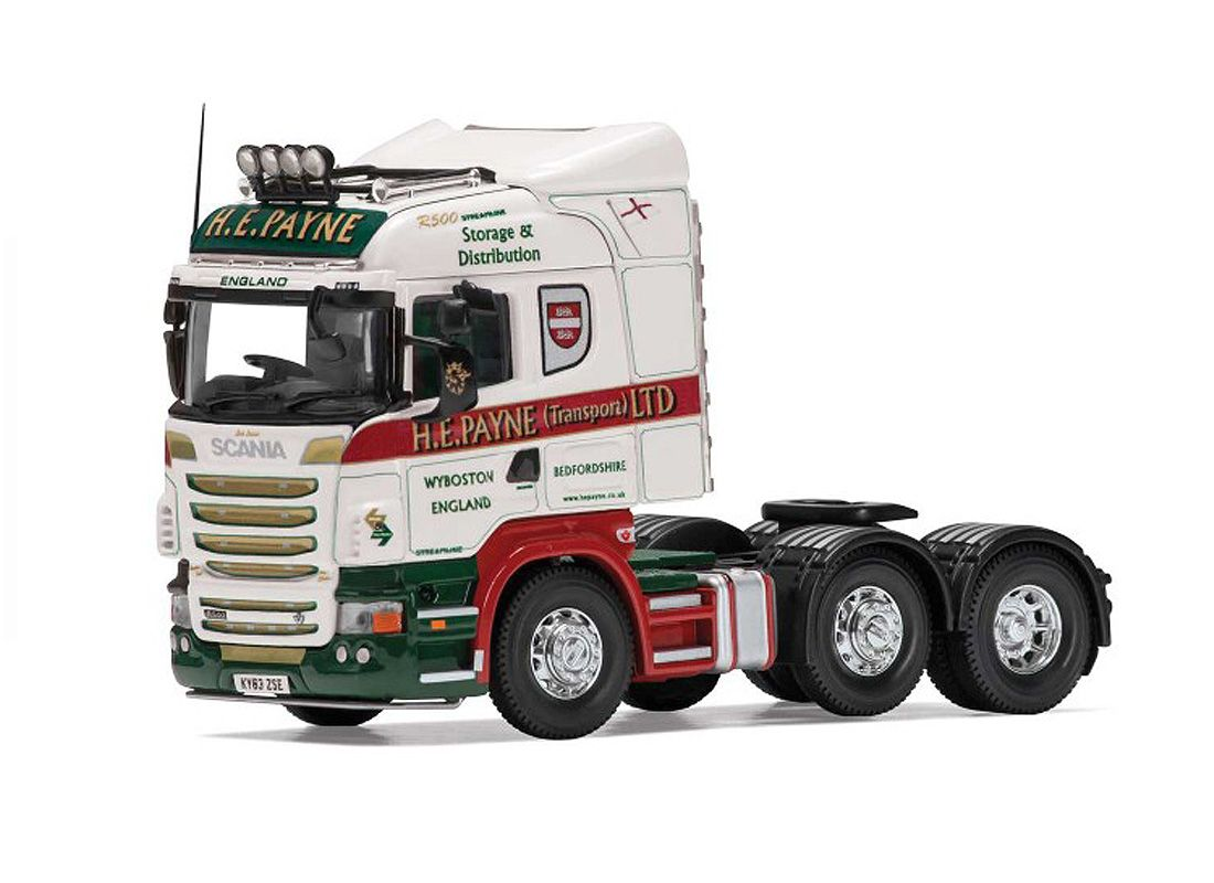 Corgi 1 50 Scania R Diecast Model Lorry Cc13779 This Scania R Tractor Unit Diecast Model Lorry Is White And Features Working Wheels It Is Mad Juguetes
