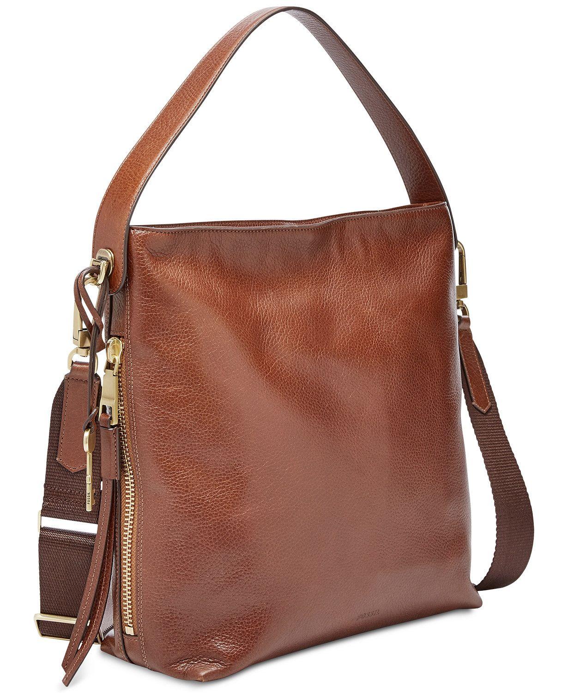 4ab9fa5aa Maya Medium Leather Hobo   **hint hint**   Hobo purses, Hobo ...