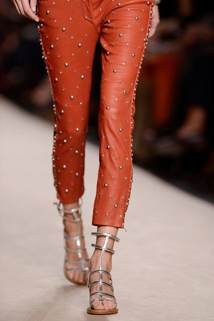 Lainey Gossip Entertainment Update|Paris Fashion Week: Isabel Marant SS2013