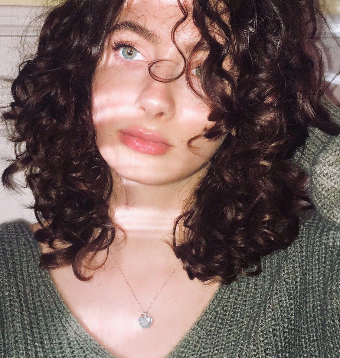 2C, 3A, 3B Curly Lob Curly lob, Curly hair styles