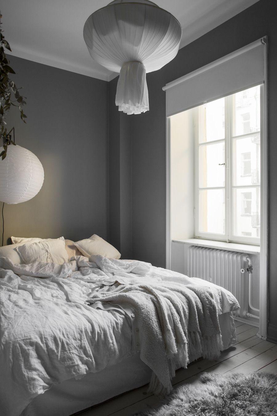 Master bedroom gray  Grey bedroom  H O M E  Pinterest  Bedroom Gray bedroom and