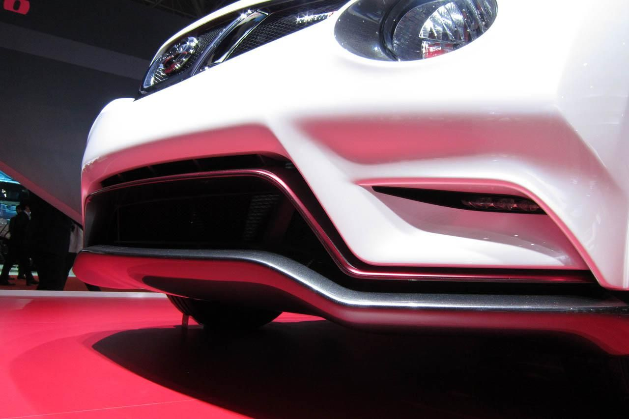 Nissan juke nismo concept 2011 tokyo pinterest blog nissan nissan juke nismo concept vanachro Images