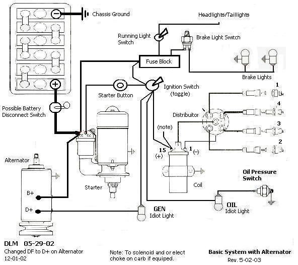5-1600 wiring diagram | Vw dune buggy, Vw engine, Vw trikePinterest