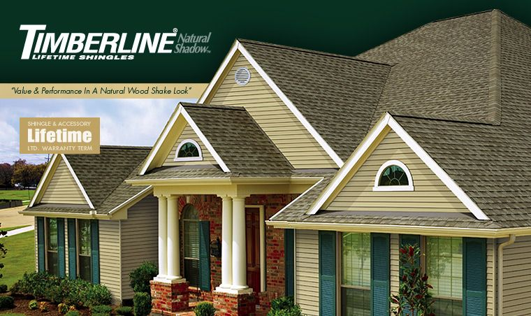 Gaf Timberline Natural Shadow Shingles Architectural Shingles Roof Brown Roof Houses House Colors