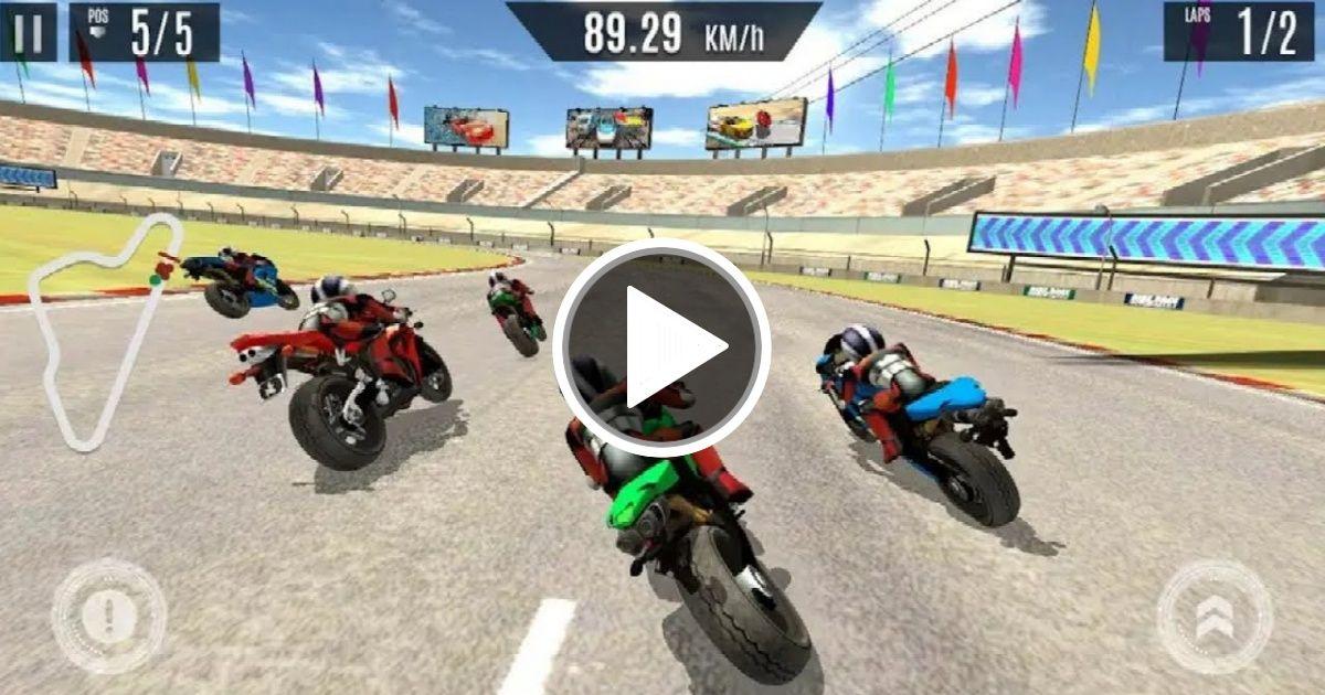 Extreme Bike Racing Game 2019 Dirt Motorcycle Race Game Bike